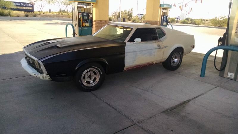 1973 Mustang SportsRoof