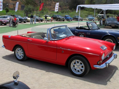 1962 Sunbeam Tiger with Ford 260
