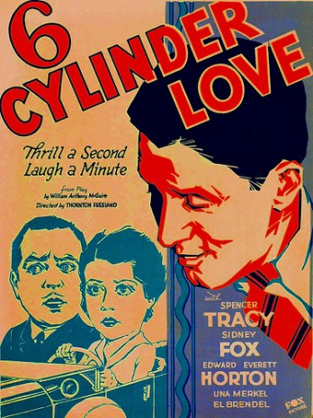 Six Cylinder Love (1931)
