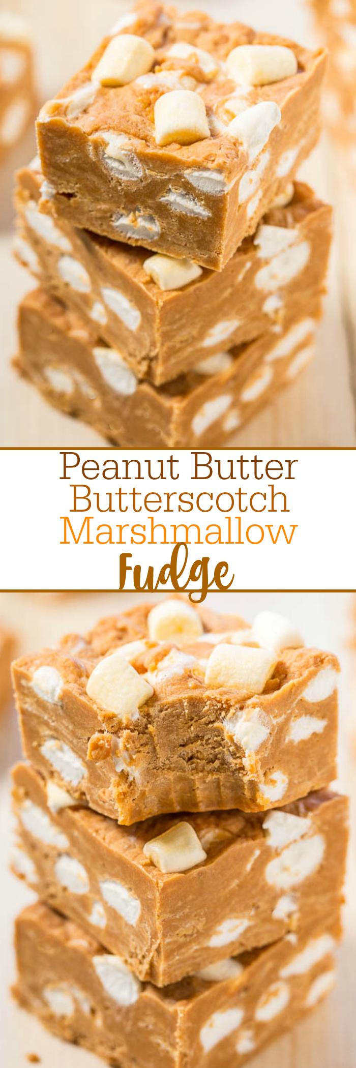 Fullsize Of Peanut Butter Fudge Marshmallow Creme