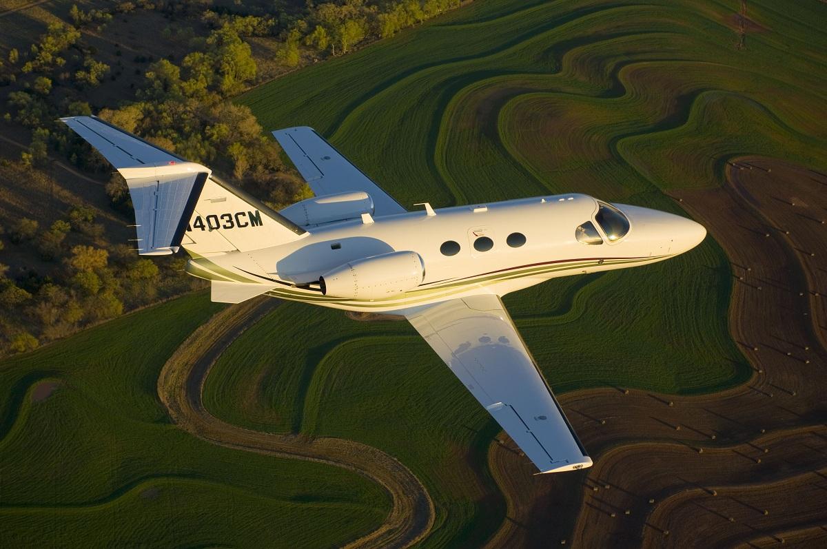 Cessna 510 Citation Mustang. Imagem: Cessna Aircraft Company