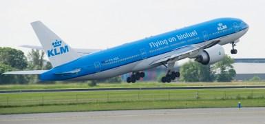 KLM biocombustiveis mod