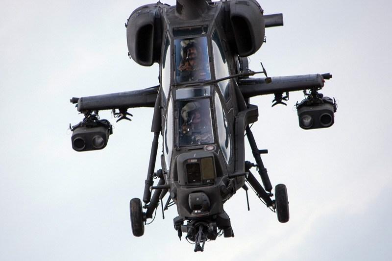 Mangusta 2 Elicottero : Gli elicotteri militari italiani della task force erbil