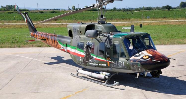 HH-212 special color aeronautica militare