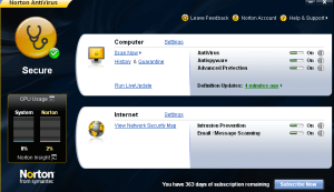 Norton Antivirus 2009