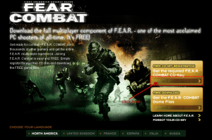 Fear Combar free 1