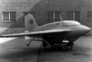 Mitsubishi J8M_copyright USAF