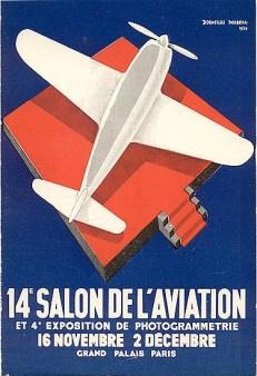 Affiche 1934
