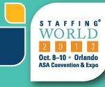 Staffing World 2013 image