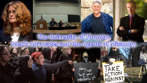 U of T - MHRAs and Agents of Misandry