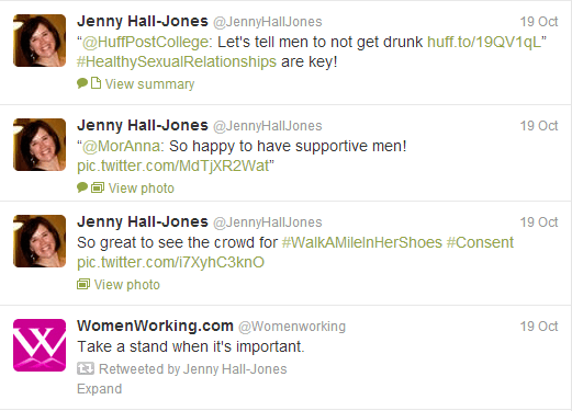 OU Dean of Students Jenny Hall Jones Twitter 1