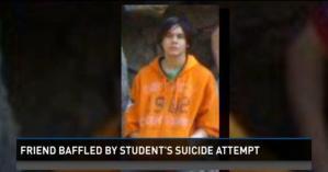 Suicide - friends baffled