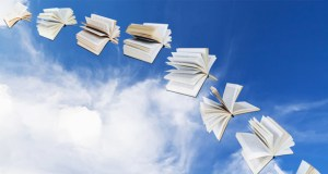 Books flying featured image