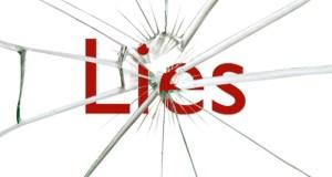 Lies broken glass featured image