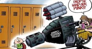 Zero tolerance gun featured image