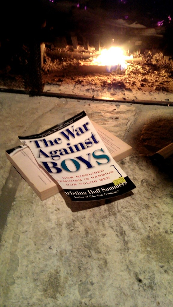 war-against-boys-book-burn-1