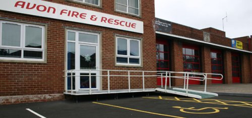 Speedwell Fire Station (image on AF&RS website)