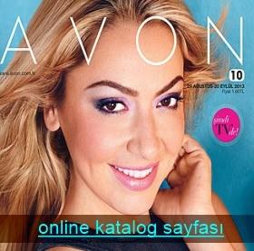 avon K10 kataloğu 2013