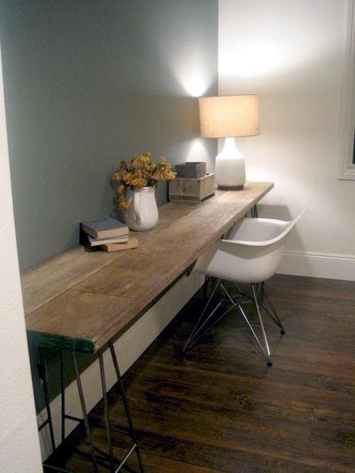 long office desks. build desk itself 22 exceptional diy office