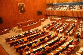 senate of pakistan picture