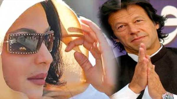 imran khan and actress meera