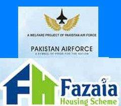 Fazaia-Housing-Scheme-Logo