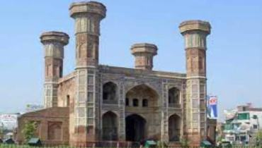 Chauburji Monument Lahore