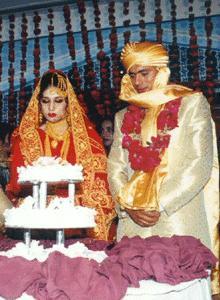 saqlain mushtaq wedding