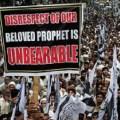 anti islam movie protest