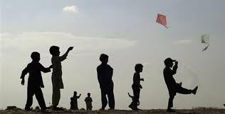 kite flying in karachi