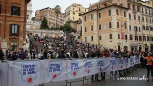 spanish steps marathon