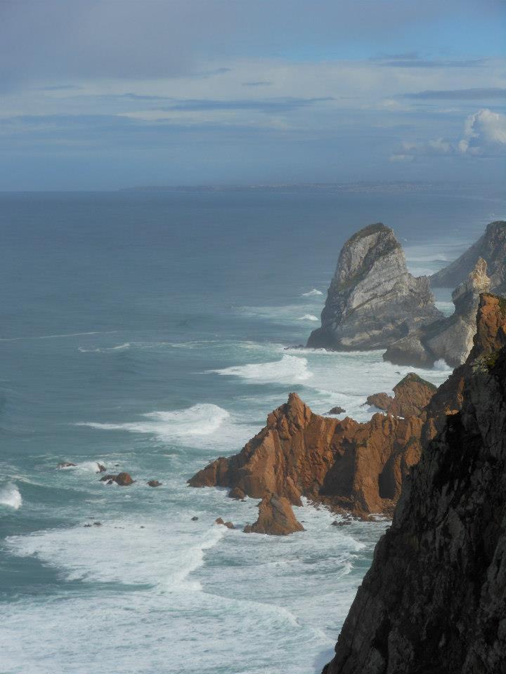 The Rough Atlantic- Cabo de la Roca, Portugal