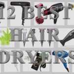 12 Best Hair Dryers for Your Fancy Look