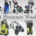 Best Pressure Washers for Various Cleaning Needs and Style