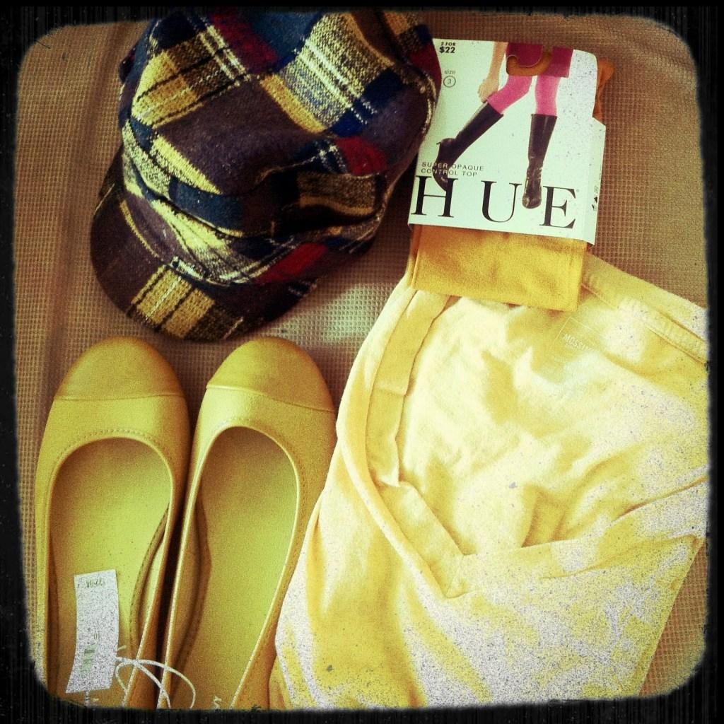 mustard-clothing