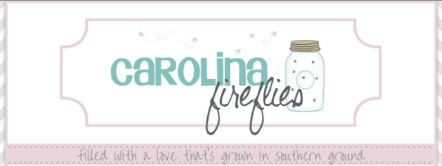 Today I'm featured on Carolina Fireflies!