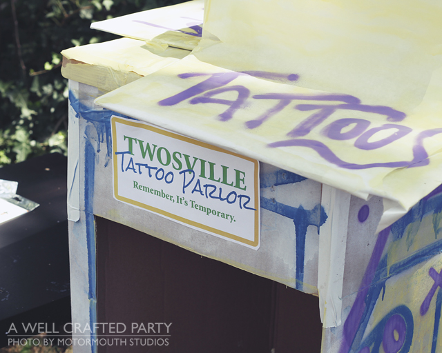 Twosville Tattoo Parlor