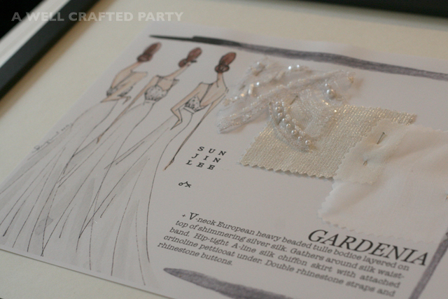 Gift Sunjin Lee gives all of her brides featured on A Well Crafted Party