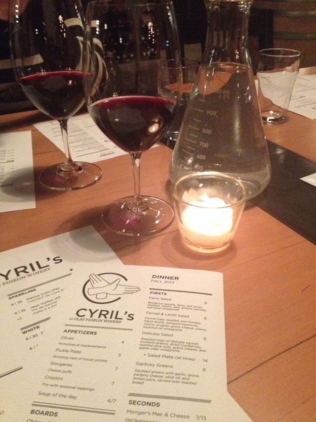 Cyrils Portland Restaurant
