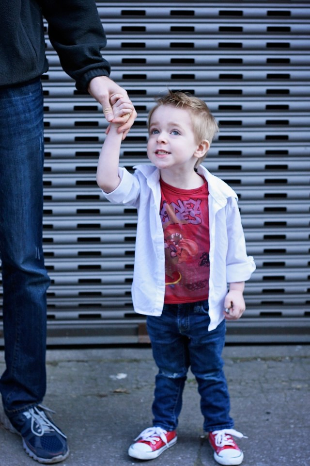 Toddler Boy Style // A Well Crafted Party