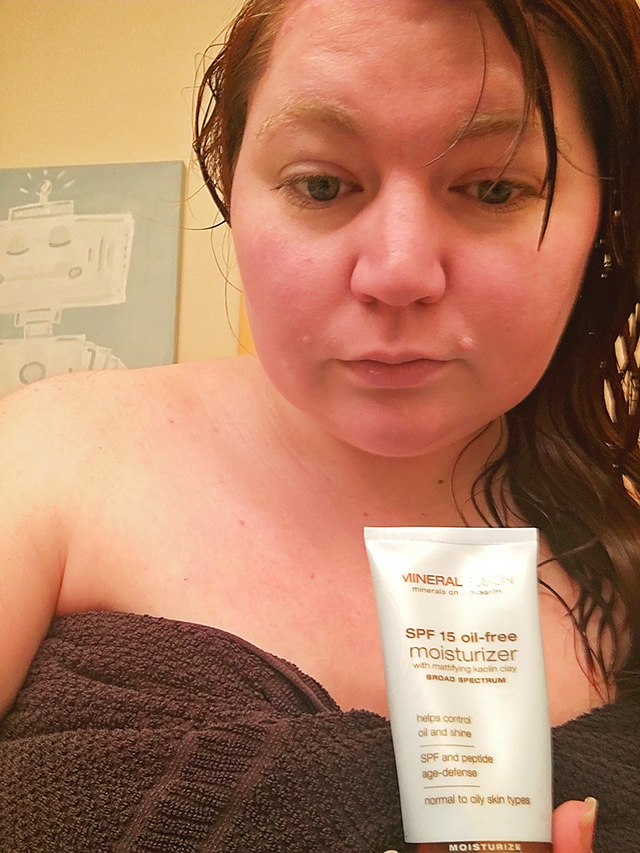 Moisturizing with SPF lotion is a daily MUST for me! A Well Crafted Party