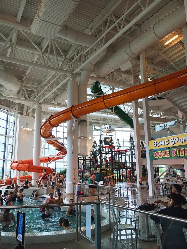 Sponsored Post: What to Expect at the Waves and Wings Waterpark in McMinnville, OR