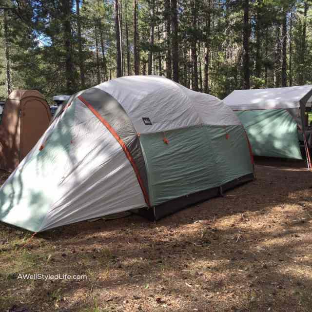 Camping May Not be my Thing