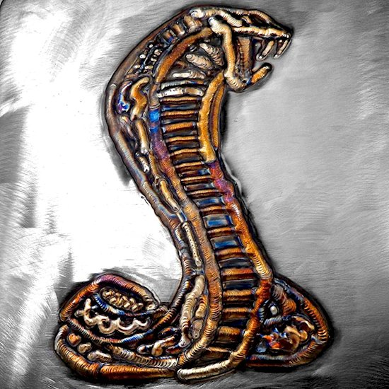 welding-art-cobra