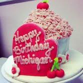 Meghan's Cupcakes - Michigan Birthday Bake Off