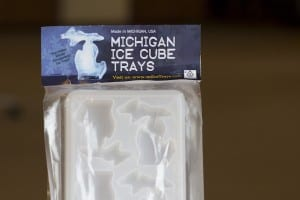 Michigan Ice Cube Trays - The Awesome Mitten
