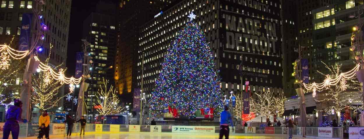 Top 5 'Must-See' Christmas Attractions in Metro Detroit