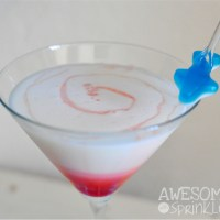 Great White-tini Cocktail