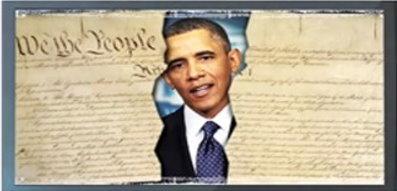 Obama ignores constitution
