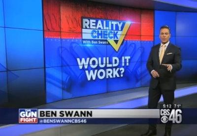 Ben Swann, Reality Check